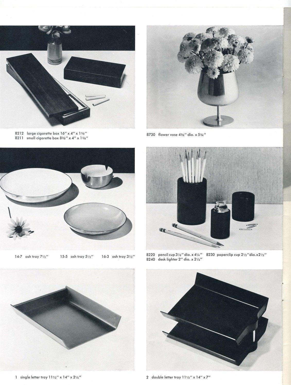 Knoll Associates Inc Catalog 1960 39 S Office Furniture