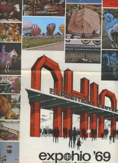 Ohio state fair dates in Brisbane