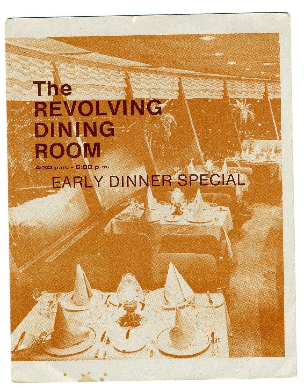 revolving dining room | top-tuto
