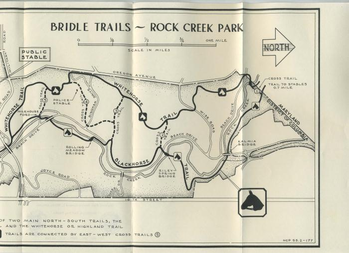 Rock Creek Park Hiking Trails Trails in Rock Creek Park