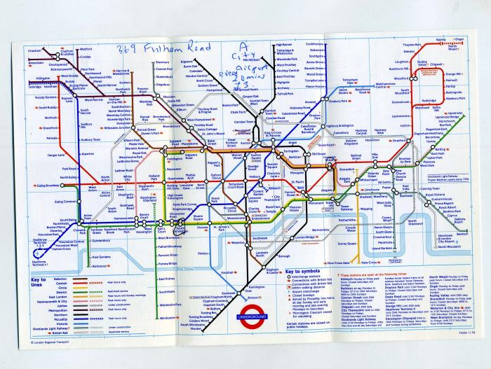Tube Map Journey Planner Tube Planner London ~ AFP CV Tube Map Journey Planner