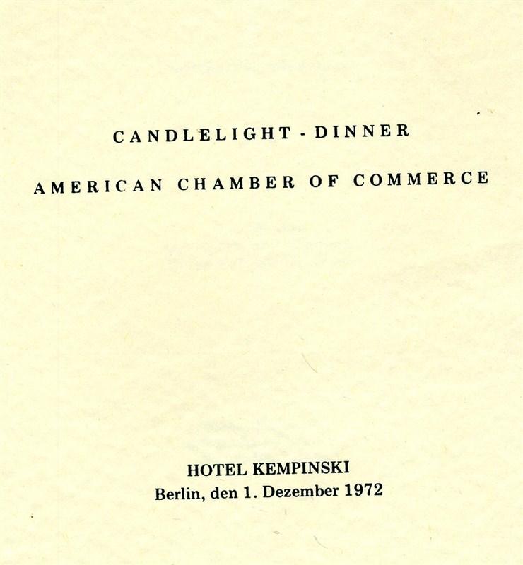 Hotel kempinski berlin menu american chamber of commerce for American chambre of commerce