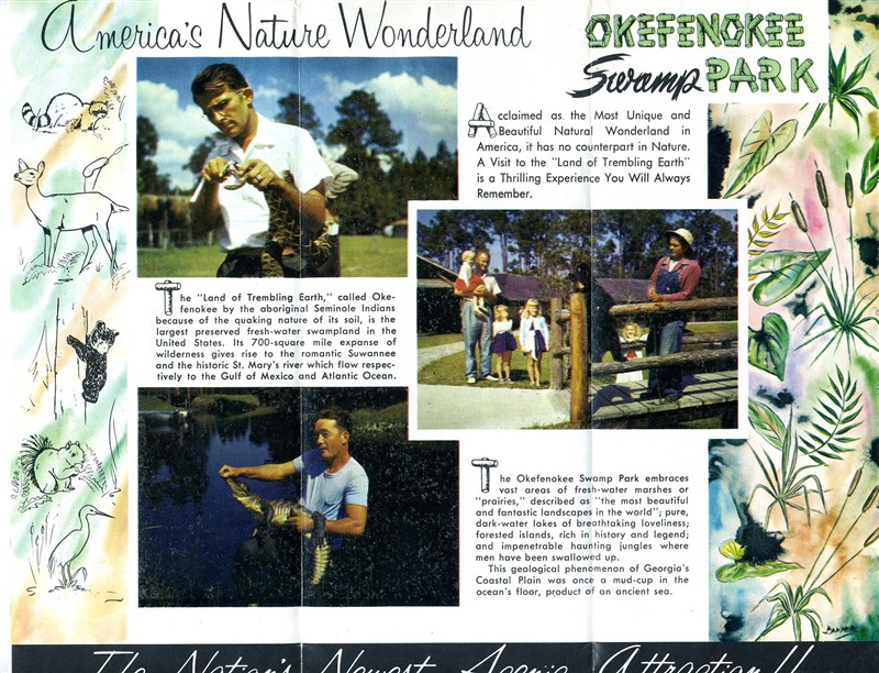 okefenokee swamp analysis essay Get this from a library trembling earth : a cultural history of the okefenokee swamp [megan kate nelson] -- this history of the okefenokee swamp reveals it as a place where harsh realities clashed with optimism, shaping the borderland culture of southern georgia and northern florida for over two hundred.