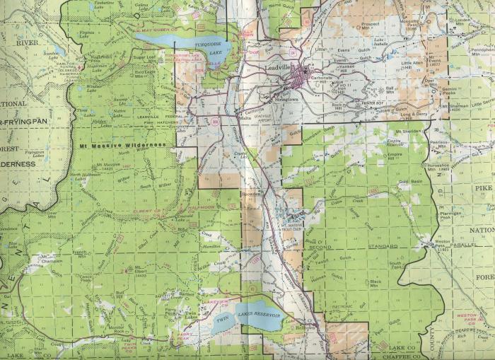 colorado national forest map – bnhspine.com